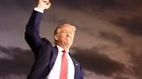 Trump tung quảng cáo triệu đô khoe thành công trên sóng truyền hình