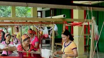 Tìm cách bảo tồn nghề dệt thổ cẩm ở Con Cuông