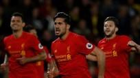 Liverpool đánh bại Watford, giành quyền tự quyết vào top 4