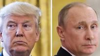 Putin và Trump bàn khả năng gặp trực tiếp tại G20 tới