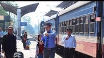 Nghệ An: Không xảy ra tình trạng quá tải ở bến xe, ga tàu sau nghỉ lễ