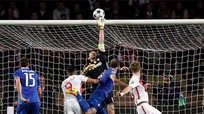 Juventus tự phá kỷ lục giữ sạch lưới của CLB ở Champions League