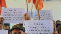 'Không thể để linh mục Đặng Hữu Nam tiếp tục coi thường pháp luật'