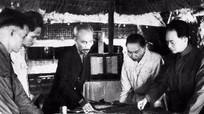 Đại tướng Võ Nguyên Giáp và khoảnh khắc lịch sử ở Điện Biên