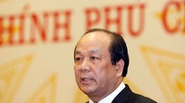Xem xét chức Chủ tịch Liên minh HTX của ông Võ Kim Cự