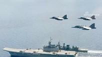 'Thần hộ mệnh' của tàu sân bay Thái Lan
