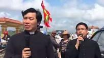 Chủ tịch UBND tỉnh Nghệ An đề nghị xử lý hành vi vi phạm của linh mục Đặng Hữu Nam