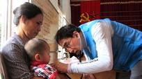 Đoàn y tế Hàn Quốc khám bệnh miễn phí cho 1.600 người nghèo