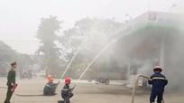Quỳnh Lưu phát động tuần lễ Quốc gia an toàn lao động phòng chống cháy nổ