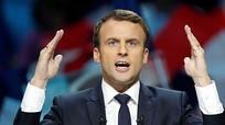 Đa số dân Pháp ủng hộ ông Macron trước giờ bầu cử