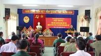 Cựu chiến binh huyện Tân Kỳ lên án linh mục Đặng Hữu Nam