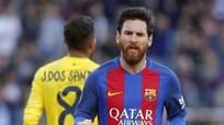 Messi có mùa giải thứ năm ghi 50 bàn, nhưng vẫn thua Ronaldo