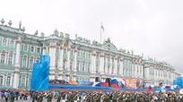 Nước Nga trước thềm kỷ niệm 72 năm Chiến thắng phát xít