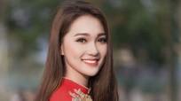 Thiếu nữ Nghệ An đứng đầu Top Ảnh online cuộc thi Hoa hậu Hoàn vũ Việt Nam 2017