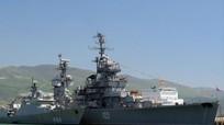 Hình ảnh mới nhất về tàu Gepard 3.9 của Việt Nam tại Nga