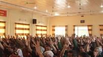 Hội cựu chiến binh thị xã Cửa Lò phản đối linh mục Đặng Hữu Nam