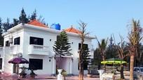 Hấp dẫn du lịch nghỉ dưỡng Villas Resort Vườn Dừa - biển Quỳnh