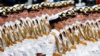 Trực tiếp lễ duyệt binh kỷ niệm chiến thắng phát xít ở Nga