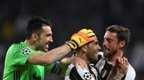 Juventus vào chung kết Champions League