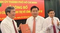 Nhìn lại 15 tháng làm Bí thư Thành ủy TP. Hồ Chí Minh của ông Đinh La Thăng