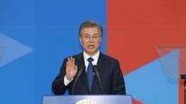 Ông Moon Jae-in chính thức nhậm chức Tổng thống Hàn Quốc
