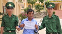 Mua ma túy về dùng bị bộ đội Biên phòng bắt giữ