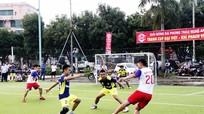 Văn Quyến, Huy Hoàng, Phi Sơn... tham dự Giải Vinh League 2017