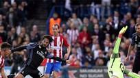 Real vào chung kết Champions League sau trận lượt về thua Atletico