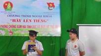 Học sinh Con Cuông học cách phòng tránh xâm hại tình dục