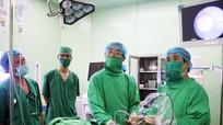 Bệnh viện Đa khoa thành phố Vinh: Tiên phong ứng dụng kỹ thuật mới, chuyên sâu