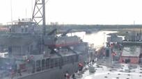 Việt Nam khôi phục thành công tàu đổ bộ LST của Mỹ