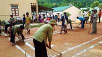 300 triệu đồng hỗ trợ xây nhà bán trú cho học sinh vùng đặc biệt khó khăn
