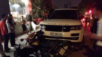 Khởi tố đối tượng trộm xe Range Rover gây tai nạn liên hoàn