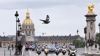 Những khoảnh khắc ấn tượng tại lễ nhậm chức tổng thống Pháp