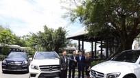 Mercedes-Benz Việt Nam bàn giao 3 mẫu xe giá 15 tỷ đồng