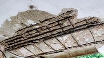Nguy hiểm rình rập ở khu chung cư Quang Trung
