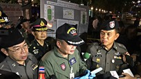 Nổ ở Bangkok, 2 người bị thương
