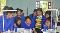 Đào tạo nghề gắn bố trí việc làm ở Trường Trung cấp nghề Yên Thành