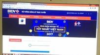 Những sản phẩm, dịch vụ điện tử nổi bật của BIDV
