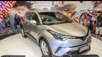 Toyota C-HR rục rịch ra mắt thị trường ASEAN