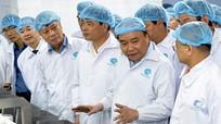 Thủ tướng Nguyễn Xuân Phúc: 'Doanh nghiệp hãy thẳng thắn đề xuất ý kiến với Chính phủ'