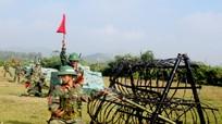 Hơn 700 tân binh được huấn luyện nội dung 3 nổ