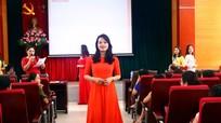 Nữ công Công đoàn viên chức sinh hoạt chuyên đề 'Nét đẹp văn hóa công sở'