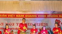 Chiến sỹ Trung đoàn 335 phát huy truyền thống, vững bước tương lai