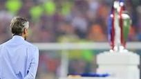 UEFA đổi vị trí trao Cup Champions League và Europa League