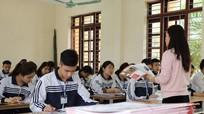 Nghệ An đang thiếu gần 300 giám thị cho kỳ thi THPT quốc gia 2017