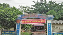 Nghệ An: Buộc thôi việc 2 cô nuôi dưỡng Trường mầm non vì nghi vấn thức ăn 'bẩn'