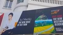 Pano in ảnh Lý Nhã Kỳ ở Cannes gây tranh cãi
