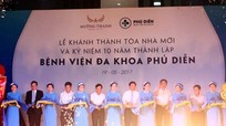 Bệnh viện Đa khoa Phủ Diễn kỷ niệm 10 năm thành lập