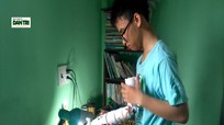 'Cánh tay robot cho người khuyết tật' Việt Nam giành giải Ba cuộc thi Khoa học Kỹ thuật Quốc tế